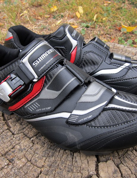Cyclo-cross racers looking for reasonably priced new shoes should take a good look at the Shimano SH-XC50N with its mesh-free uppers and generously treaded outsole