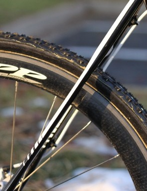 Another look at Cannondale's Speed SAVE seatstays