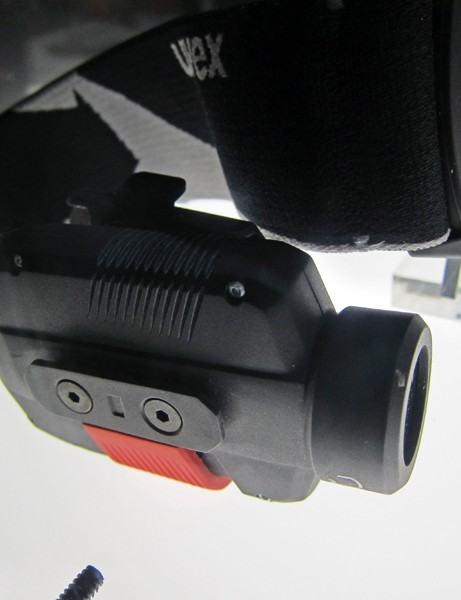 Recon Instruments' MOD Live system can also control a wireless camera via Bluetooth