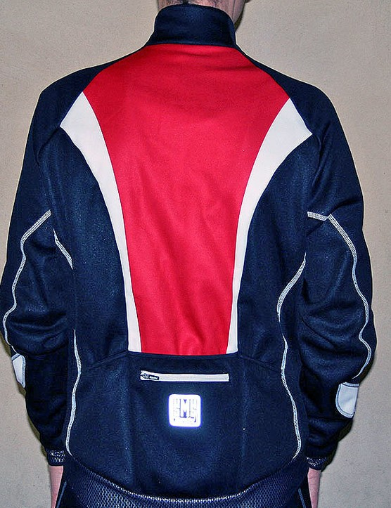 Santini Sight Breezewall jacket