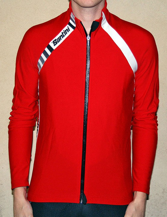 Santini Feel water resistant jersey