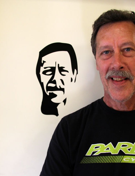 The man behind the name, Bob Parlee
