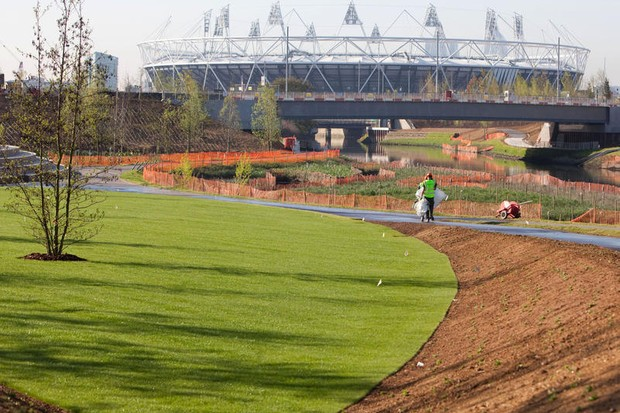 A final plan for the Velopark looks to have been agreed