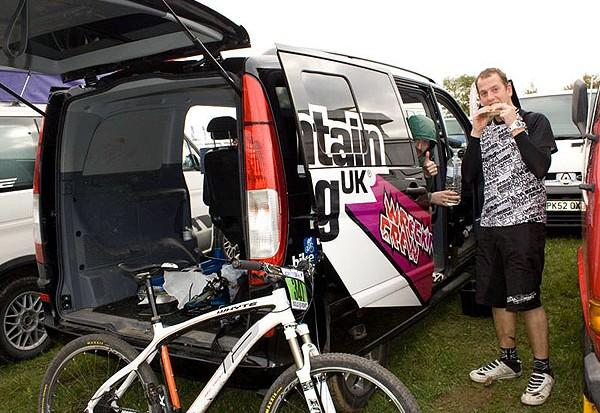 Mountain Biking UK get ready to tackle Bristol Oktoberfest