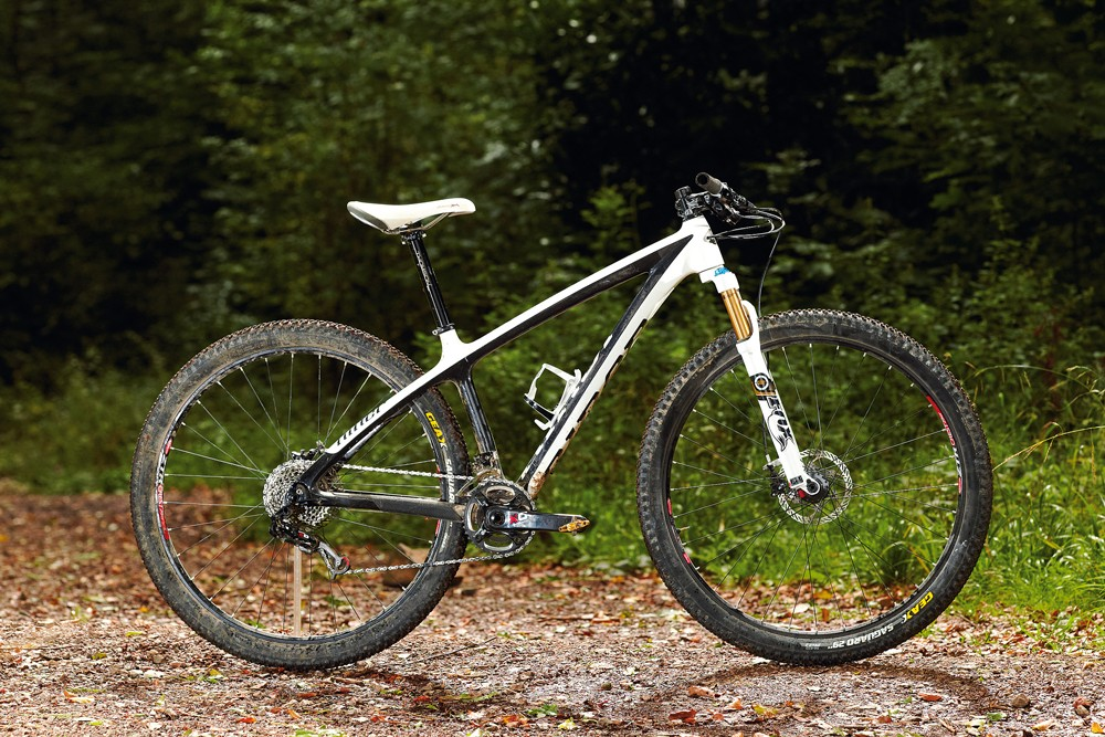 Niner Air 9 Carbon frame