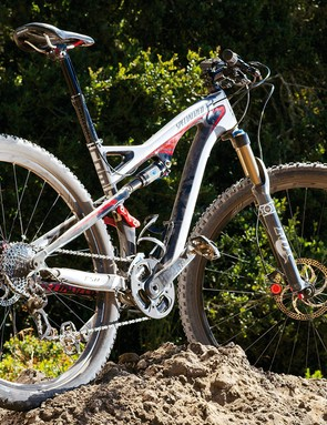 Specialized has done a great job of packing 29in wheels into a mid-travel trail offering