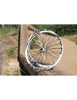 The new version proved a solid wheelset for aggressive trail riding; we also appreciate the sub US$1,000 price