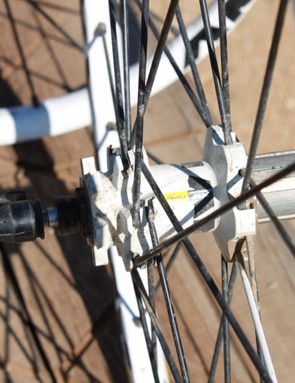 The ITS-4 freehub proved durable and was a noticeable feature compared to other, slower to engage, hubs