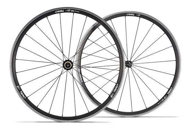 Oval Concepts 530 wheelset