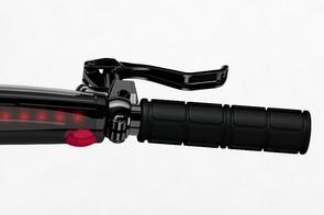 Gocycle G2 power button