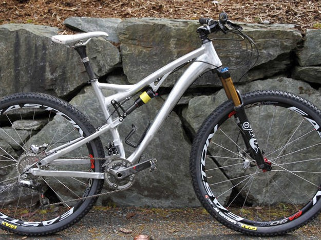 The Satori is Kona's take on the 29er all-mountain bike