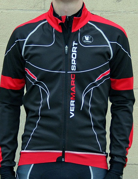 Vermarc Forma Red Carbon Technical Jacket