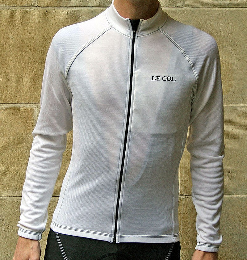Le Col Arcus long-sleeve jersey