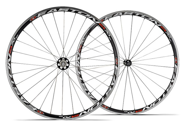 Easton EA70 wheelset