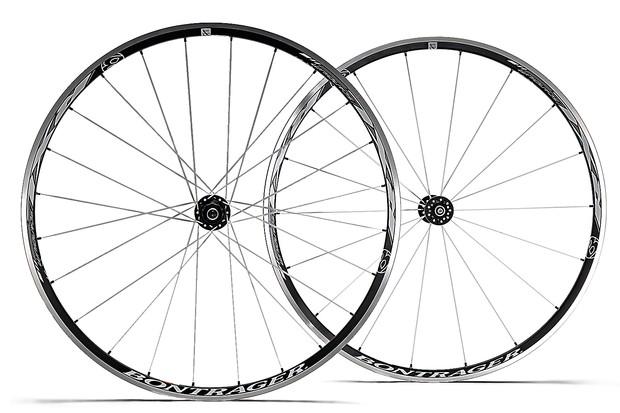 Bontrager RXL wheelset