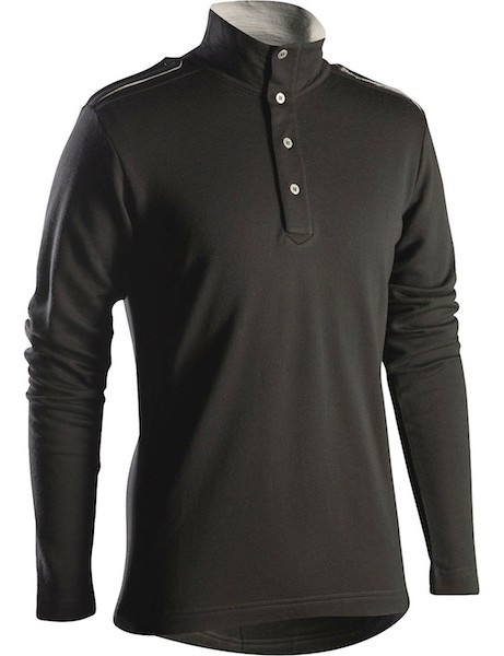 Bontrager's Commuting Wool Long Sleeve Top