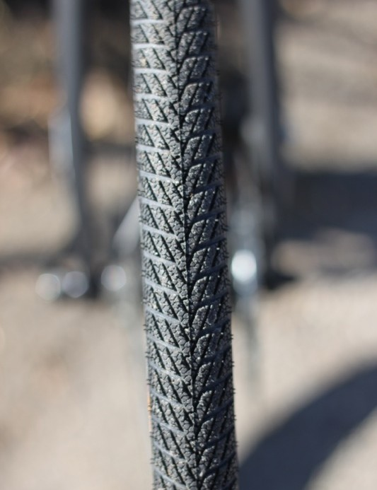 A look at the well-siped tread