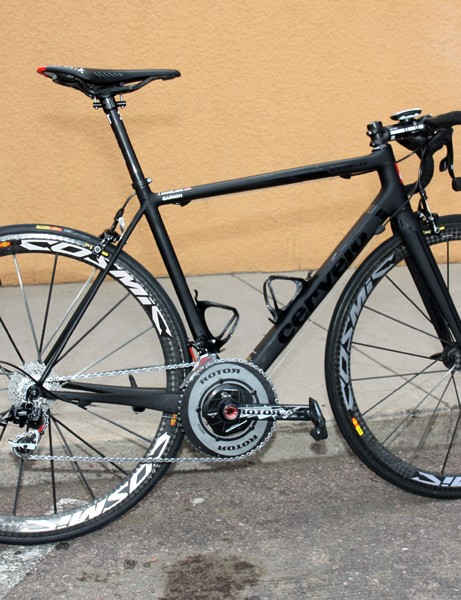 Cervélo's ultra-exclusive R5ca is one of the lightest road frames currently available and is built in the US by company engineers - not factory workers. Unfortunately, it's also one of the most expensive at $9,800 for just the frameset