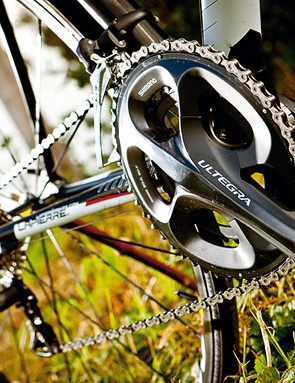 Shimano Ultegra is an excellent groupset
