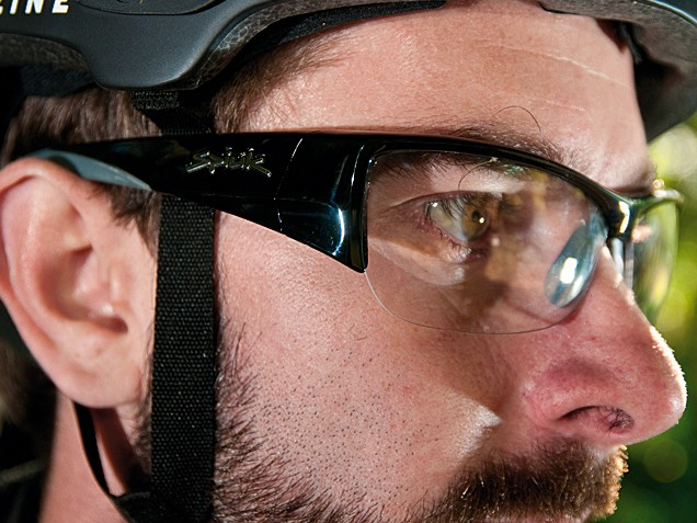 Spiuk PX4 riding glasses
