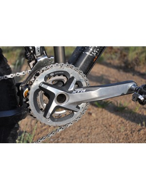 BMC Trailfox TF01 - Shimano XTR cranks