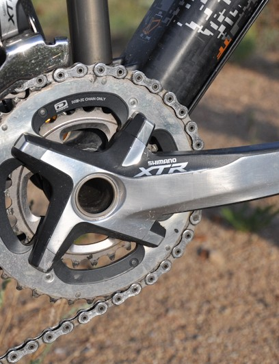 BMC Trailfox TF01 - Shimano XTR cranks