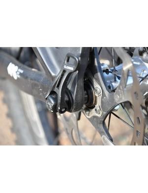 BMC Trailfox TF01 - 12mm through-axle rear end