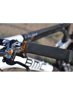BMC Trailfox TF01 - matching orange bits