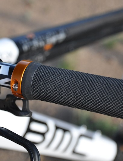 BMC Trailfox TF01 - matching orange bits
