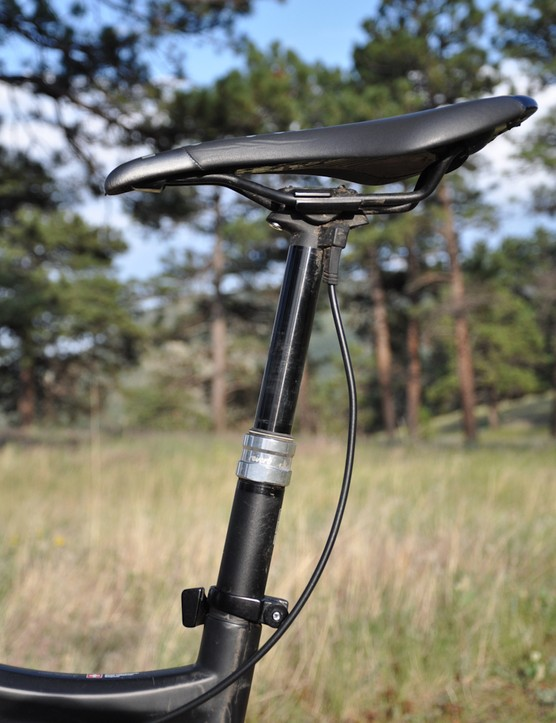 BMC Trailfox TF01 - RockShox Reverb dropper seatpost