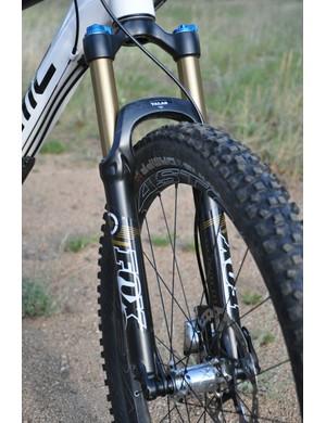 BMC Trailfox TF01 - Fox 32 TALAS fork
