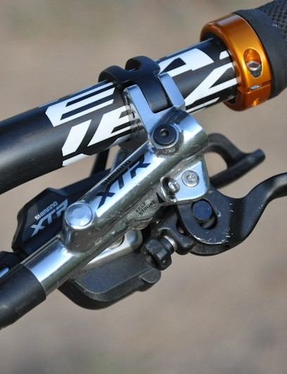BMC Trailfox TF01 - Shimano xTR controls
