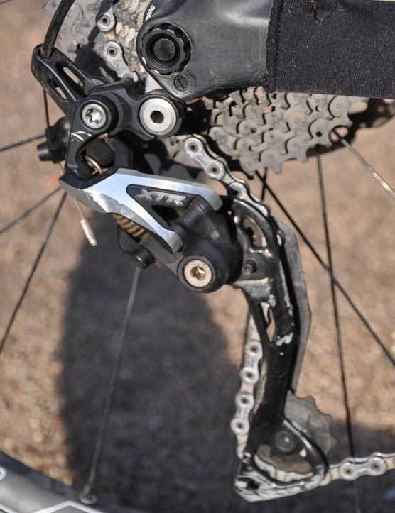 BMC Trailfox TF01 - Shimano XTR rear derailleur