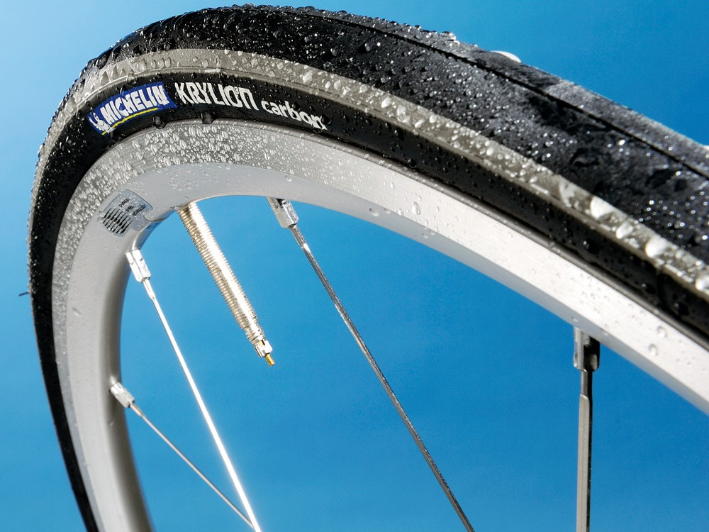 Michelin Krylion Carbon road tyre