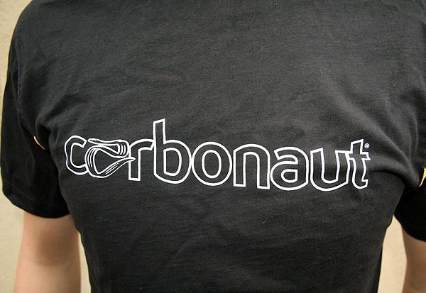 Carbonaut t-shirt