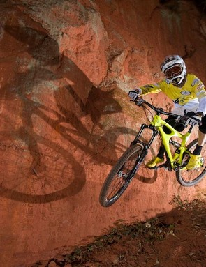 Anne-Caroline Chausson will ride Ibis again in 2012