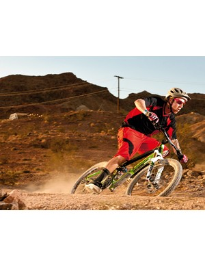Trek's fresh all-mountain bike sets new total control standard