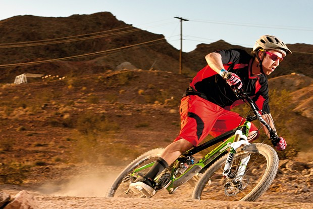 Trek's fresh all-mountain bike sets new total control standard