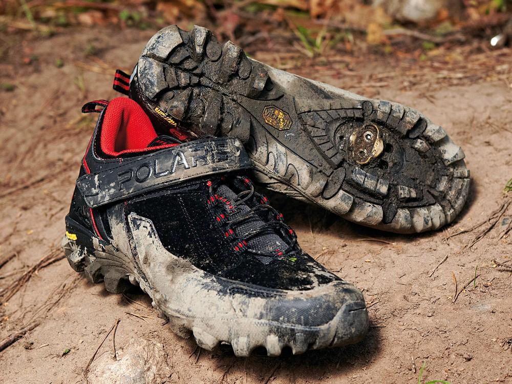 Polaris Splinter shoes
