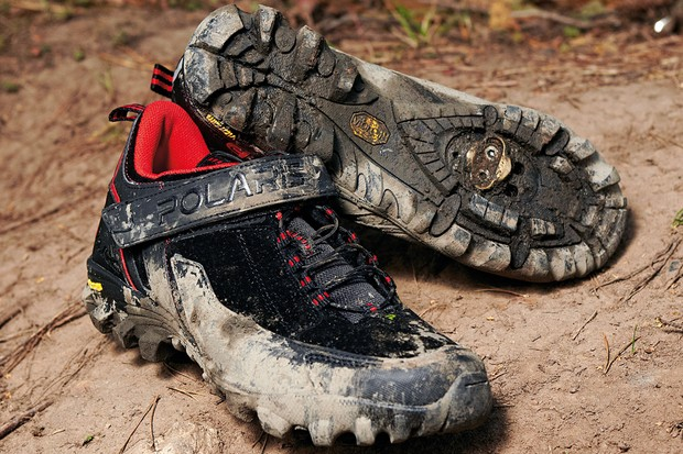 Polaris Splinter shoes