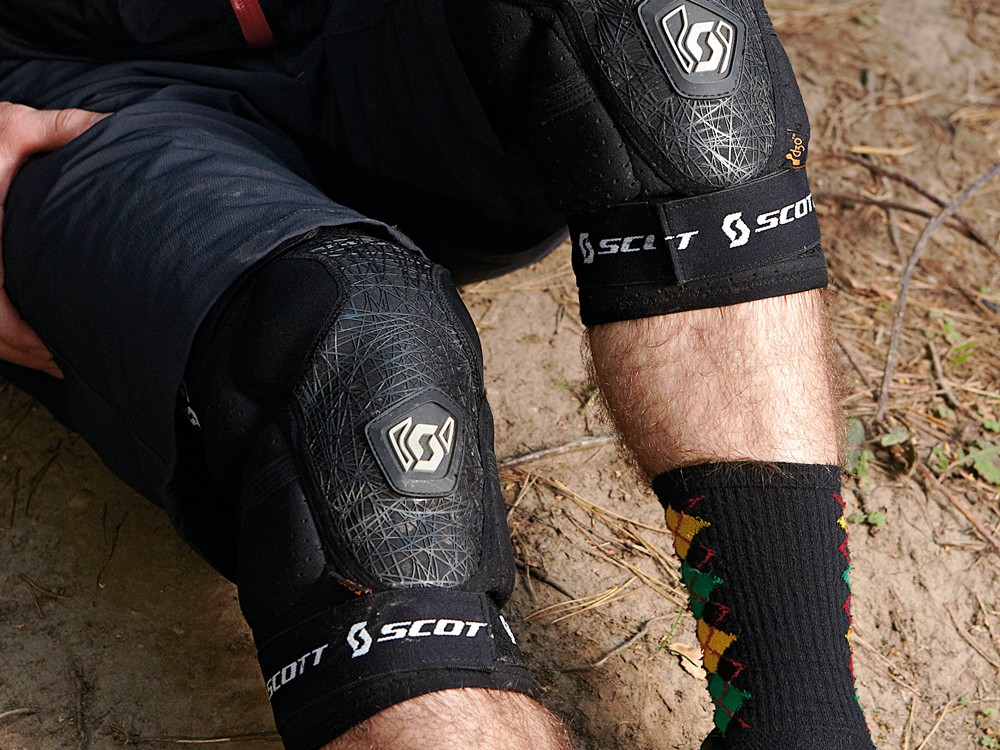 Scott Grenade Pro kneepads