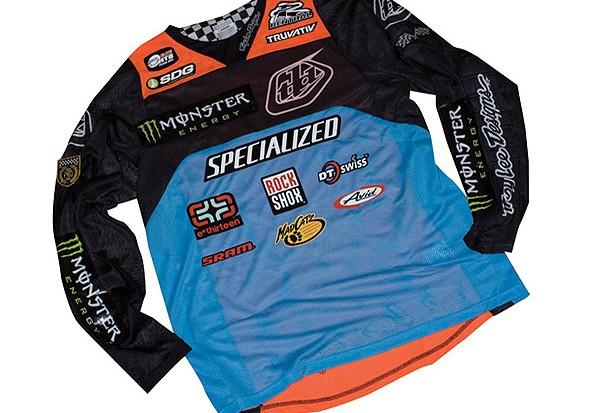 Troy Lee Designs SE Pro jersey