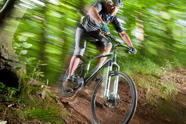 The Urban MTB is ideal for the enthusiastic trail rider searching for an inspiring bike that  will double up as a fast commuter