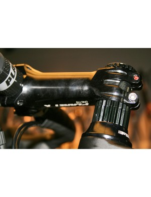 Planet X's lovely looking CNC stem features on the N2A