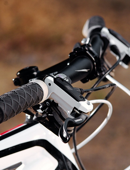 Specialized XC flat bar makes up part of the Carve's top quality finishing kit
