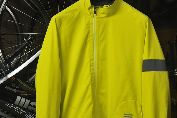 Rapha Pro Team winter jacket