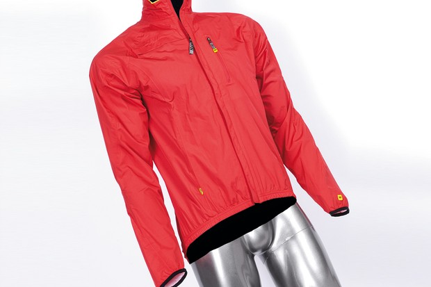 Mavic Notch H2O waterproof jacket