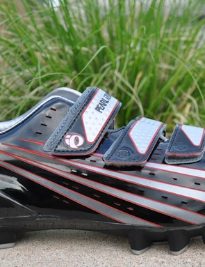 Pearl Izumi's Octane SL II is one of the lightest, stiffest mountain bike shoes on the market