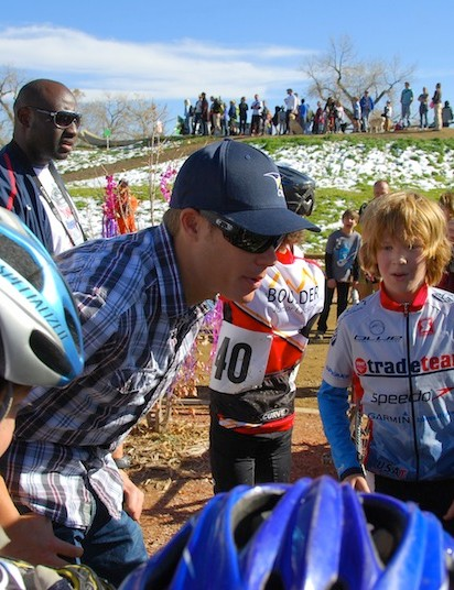 Danielson plans to make his Thanksgiving junior ride an annual tradition