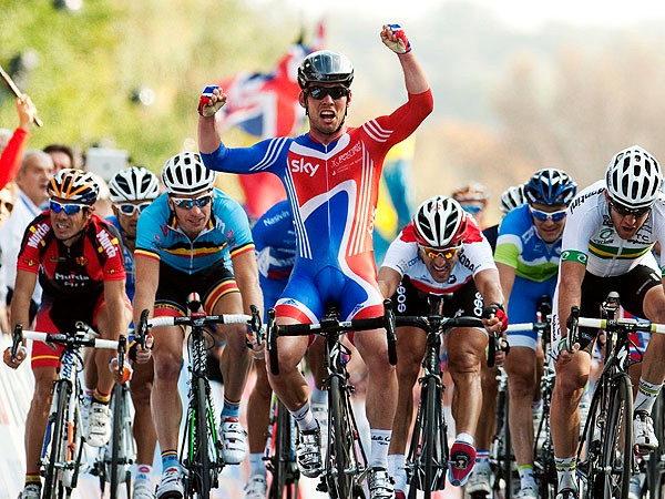 Cavendish's win in Copenhagen puts him as a firm favourite for the crown